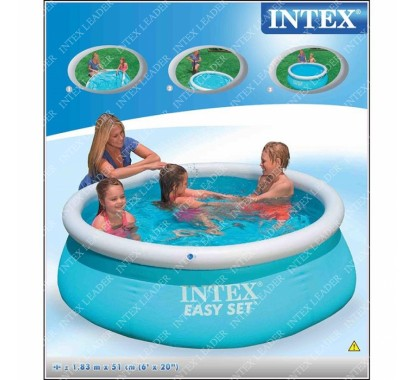 Бассейн INTEX Easy Set Pool, 183х51см, от 6 лет 28101/54402