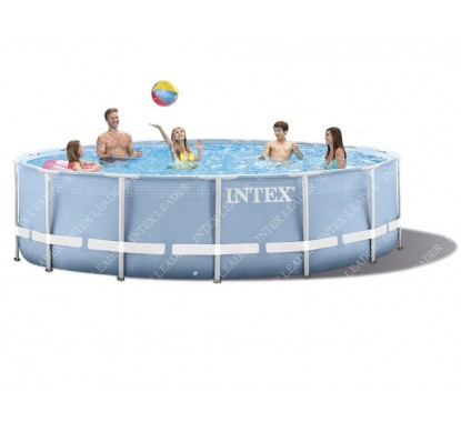 Бассейн каркасный 549х122 см Intex Prism Frame 28752