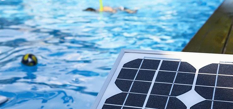 Способы подогрева воды в бассейне
